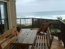 Scottburgh - 6 Sleeper beach apartment / Seesonnet